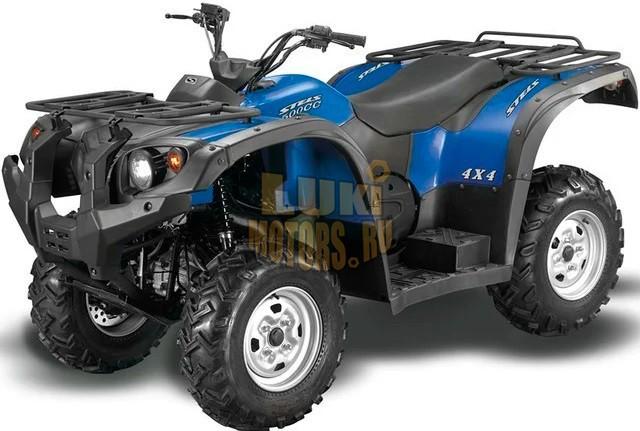 Запчасти для квадроциклов STELS ATV 450H (HISUN)