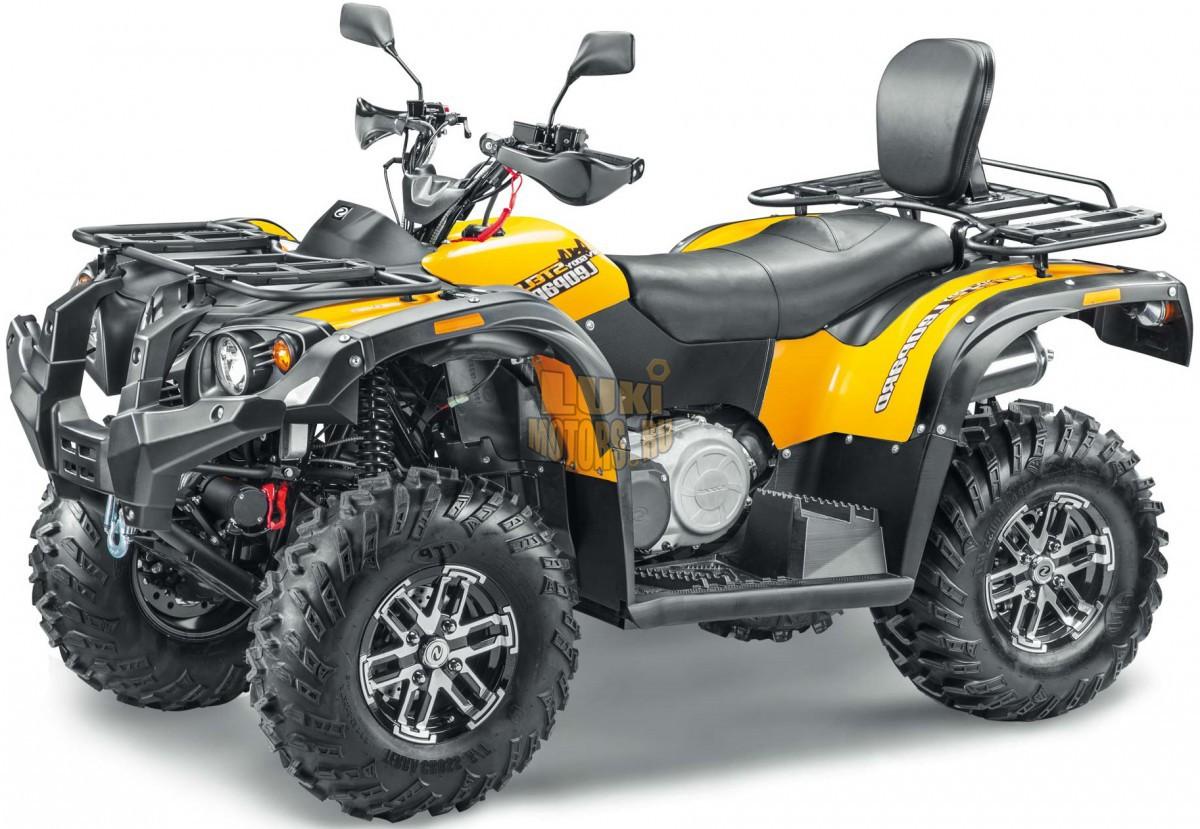 Запчасти для квадроциклов STELS ATV 600 (LEOPARD)