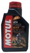 Масло моторное MOTUL ATV-POWER 4T 5W-40